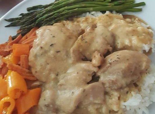 Chicken and veggies 2