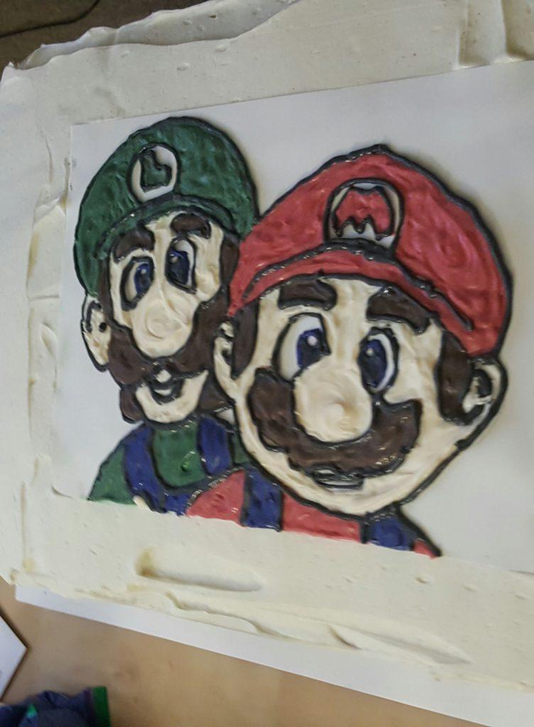 Its-a me! Mario! (and Luigi too!)